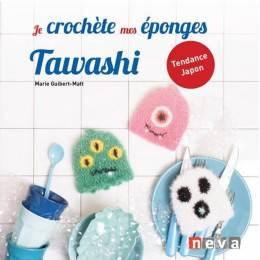 Livre Je crochète mes éponges tawashi - 105