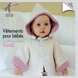Vêtements pour bébés au tricot - 105