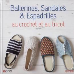 Ballerines,sandales & espadrilles au crochet - 105