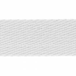 Sangle coton épaisse - blanc - 117