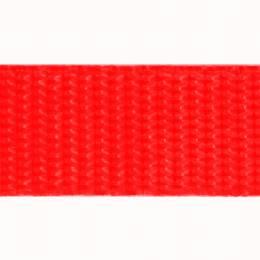 Sangle polypropylène 30mm rouge - 117