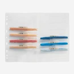 Pochette plastique x 50u - 12