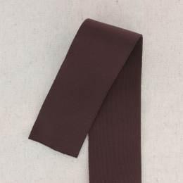 Bande élastique 2 sens 60mm marron - 130