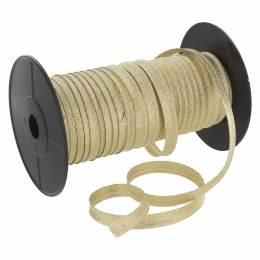 Passepoil lamé 10 mm or - 134