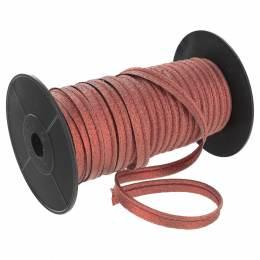 Passepoil lamé 10 mm rouge - 134