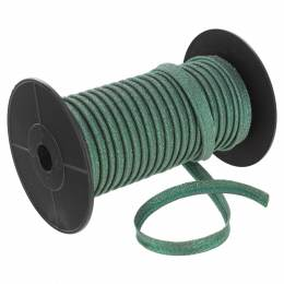 Passepoil lamé 10 mm vert - 134