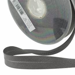 Biais lamé 40/20 gris - 134