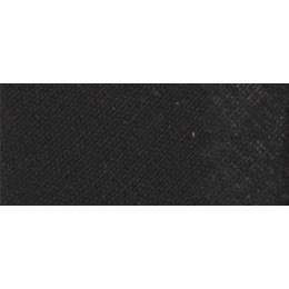 Passepoil polycoton 10mm noir - 134