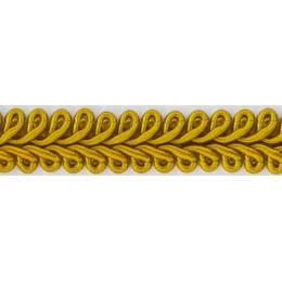 Galon ameublement or foncé 12 mm - 136