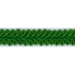 Galon ameublement vert bouteille 12 mm - 136
