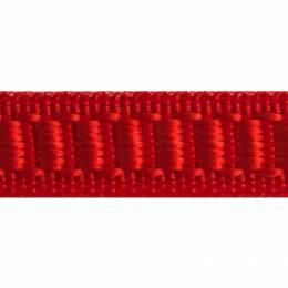 Galon cache clou passementerie rouge - 136