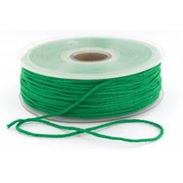 Cordon élastique super doux 2,5mm vert