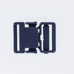 Boucle plastique 30mm marine