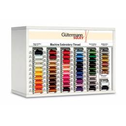 Meuble fil gutermann -5 bobines - - 149