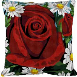Rose rouge - 150