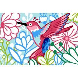 colibri - planche de 2 - 150