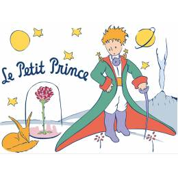 La scene du petit prince - 150