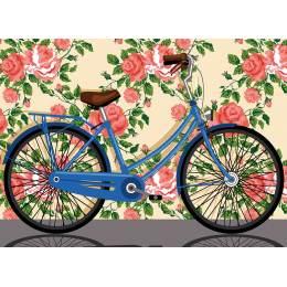 Bicyclette retro - 150