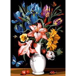 Fleurs et fruits - 150