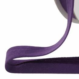 Biais jersey coton 40/20 violet - 158