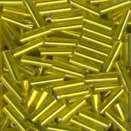 Perle tube métal 6mm -blister 30grs- - 162
