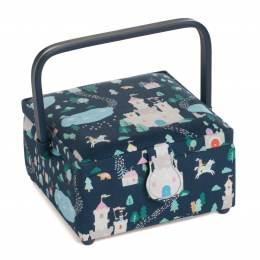 Boîte à couture motif princesse - 165