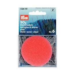 Épingle/piquer n°6 60 x 30 mm acier + pelote - 17