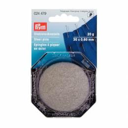 Épingle/piquer acier argenté 0,60 x 30 mm 21 g - 17