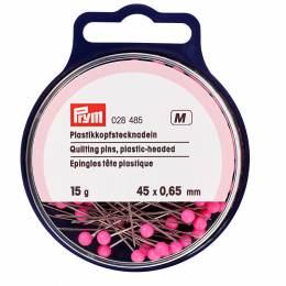 Épingle tête plastique fluorescente 0,65 x 32 mm - 17