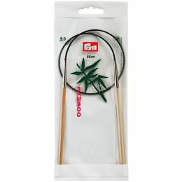 Aiguille circulaire bambou 60cm n°5 - 17
