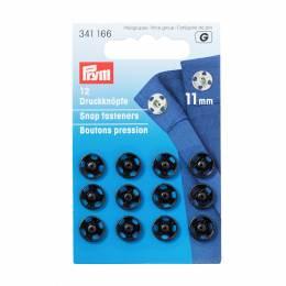 Pression 11mm noir - 17