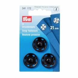 Pression 21mm noir -3 - 17