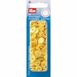 Boutons pression color snaps banane 12,4 mm - 17