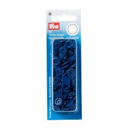 Boutons pression color snaps bleu 12,4 mm - 17