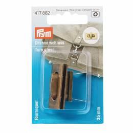 Tourniquet pour sacs lt. ant. brossé - 17