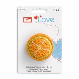 Prym love pelote mousse/poids mainten.orange - 17