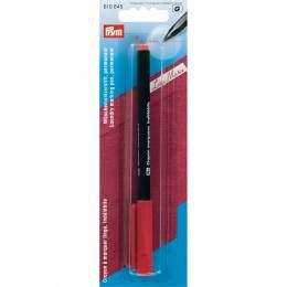 Crayon à marquer linge indélébile rouge - 17
