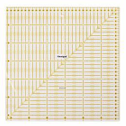 Règle universelle pour patch 31,5 x 31,5cm - 17