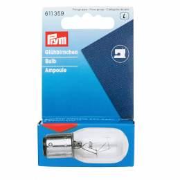 Ampoule baïonnette p/machine à coudre - 17