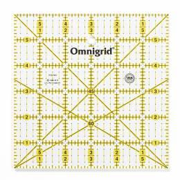 Règle universelle en inch 6 x 6 inch angle - 17