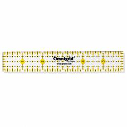 Règle universelle en inch 1 x 6 inch - 17