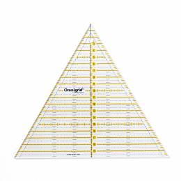 Règle patchwork triangle multi 20 cm omnigrid - 17