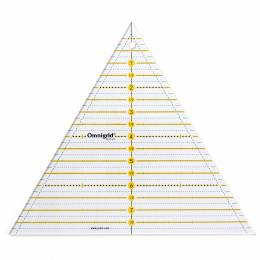 Règle patchwork triangle multi 8 inch omnigrid - 17