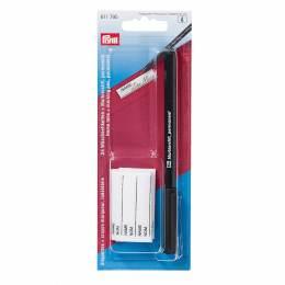 Crayon indélébile + 24 etiquettes - 17