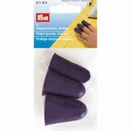 Protège-doigts en silicone - 17