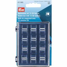 Boîte de rangement + 12 canettes cb metal - 17