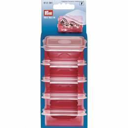 Mini boîte empilables x5 - 17