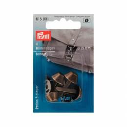 Patins à clouer pour sacs ø 15mm lt. ant. - 17