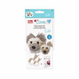 Prym love gabarit pour pompon chien fido - 17