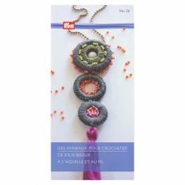 Prospectus : anneaux pour crocheter - 17